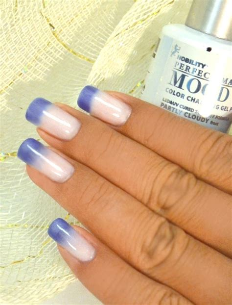 tip and ring colors 25 best ideas about mood nail on mood