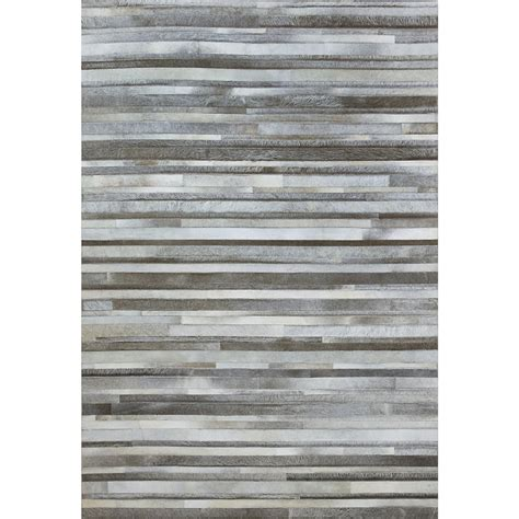 Gray Area Rug 5x8 City Furniture Stripes Gray 5x8 Area Rug