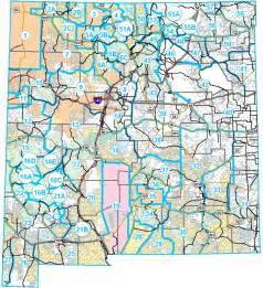 New Mexico Unit Map by Blm Nm Hunting Maps