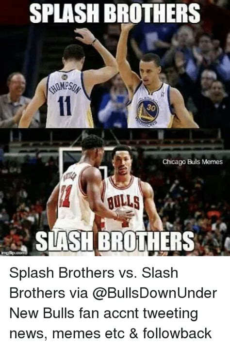 Chicago Bulls Memes - funny splash brothers memes of 2016 on sizzle nba