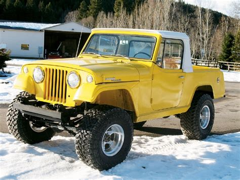 1971 jeep commando jeepster commando