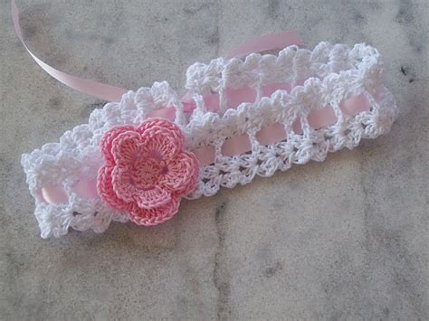 crochet flower headband pattern crochet and knit crochet baby headband pattern with flower crochet and knit