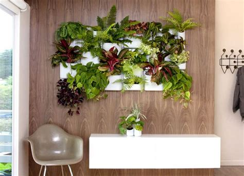 Urbio Indoor Wall Garden Indoor Gardening Pinterest Wall Garden Indoor