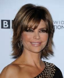 hairstyles for women over 40 with thick hair best medium