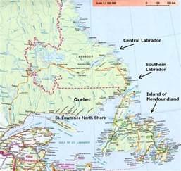 labrador maps