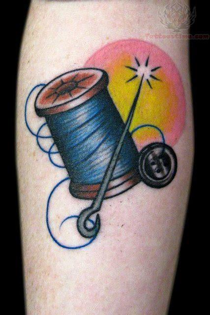 tattoo traditional needle 32 fantastic spool tattoos