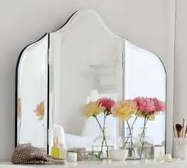 maisie vanity mirror pottery barn