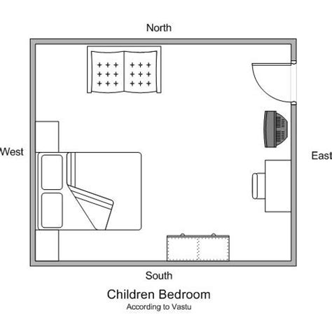 vastu bedroom vastu interior for children s room children room child