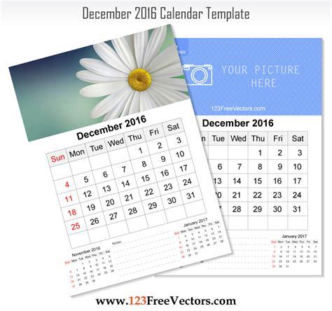 calendar design december wall calendar december 2016 by 123freevectors on deviantart