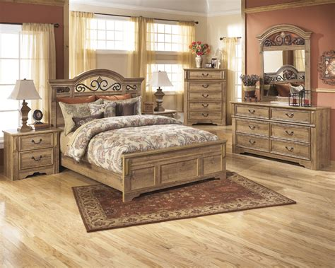 ashley bedroom sets liberty lagana furniture the quot whimbrel forge quot collection