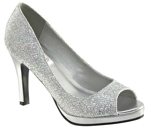 Bridesmaid Shoes by Silver Bridesmaid Shoes Versatile Indeed Ipunya