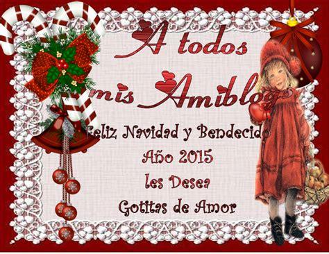disenos de imagenes navidenas mi amor felicitaciones para google de tarjetas navide 241 as dulces mensajes navide 241 os gotitas de