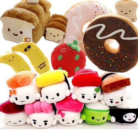 japan sushi pillow various food cushion plush doll