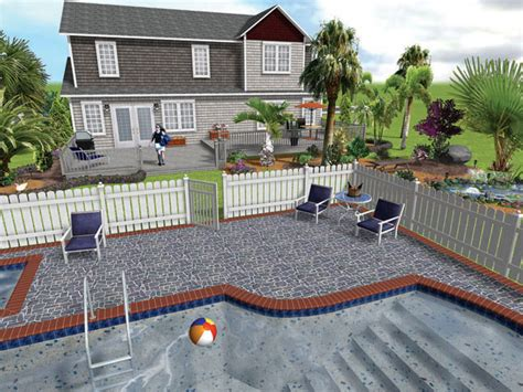 landscape design software by idea spectrum realtime realtime landscaping pro 5 demo 5 04 by idea spectrum inc