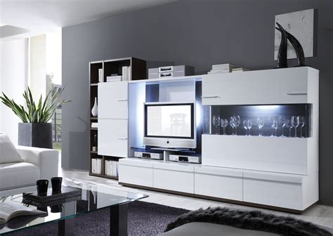 white units for living room grey wall paint idea for living room with white furniture and wall units decor crave