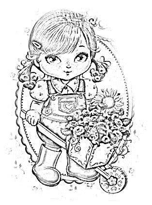 desenhando  lapis desenho jolie