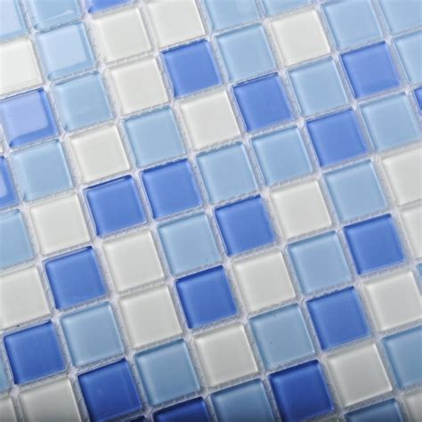 sea glass mosaic tile bathroom tst crystal glass tiles blue glass mosaic tile sea glass