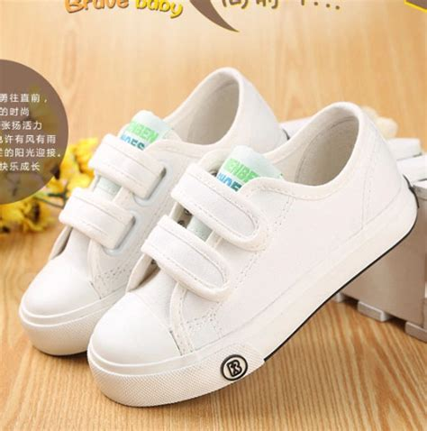 Canvas Colorful Shoes Boy And casual canvas colorful cool high top children shoes