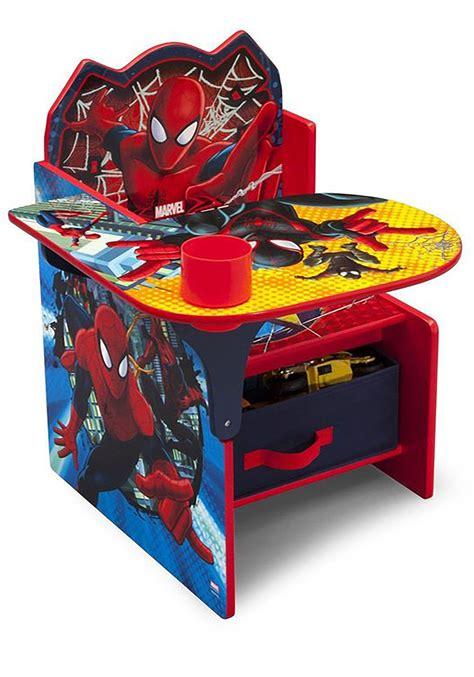 chair desk with storage bin spider chair desk with storage bin