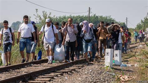 migrant crisis unhcr warns europe migrant crisis merkel warns of eu failure news