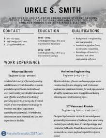 Excellent Sle Resume by It Resume Exle 2017