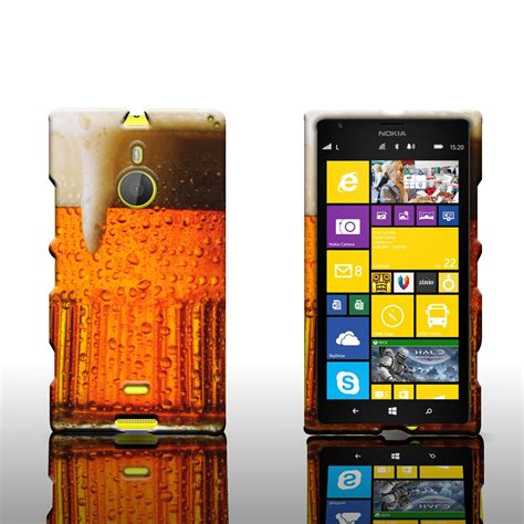 owl rubber sts for nokia lumia 1520 snap on fancy owls design phone