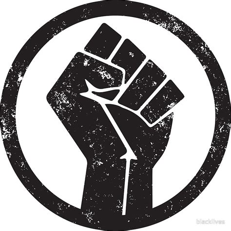 Gifts For Mom by Quot Black Power Raised Fist Quot Posters By Blacklives Redbubble