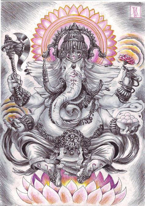 ganesh tattoo mexico 25 best ideas about ganesha art on pinterest ganesh