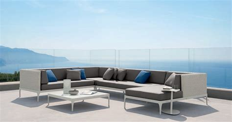luxury outdoor furniture patio furniture from exclusive by