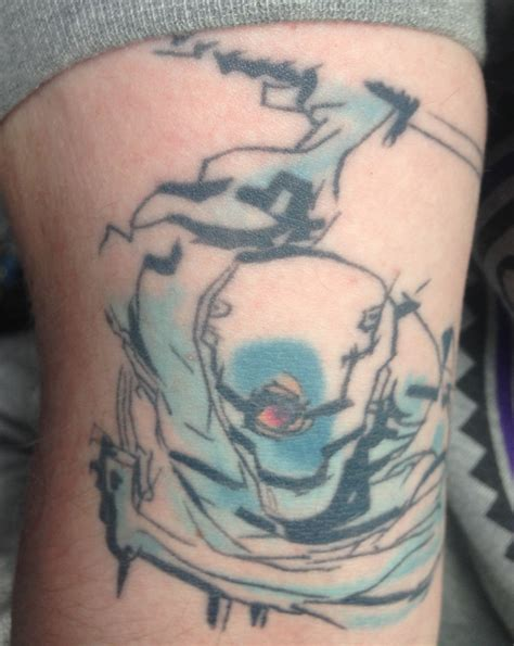 metal gear solid tattoo my gray fox metal gear solid