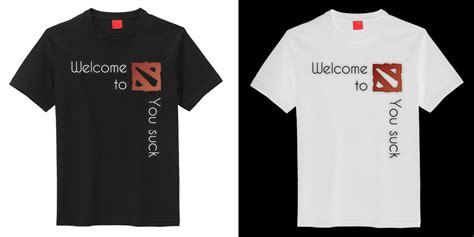 t shirt design contest for purgegamers dota2