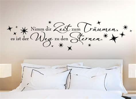 wand verschönern stunning wandtattoos spr 252 che schlafzimmer pictures house