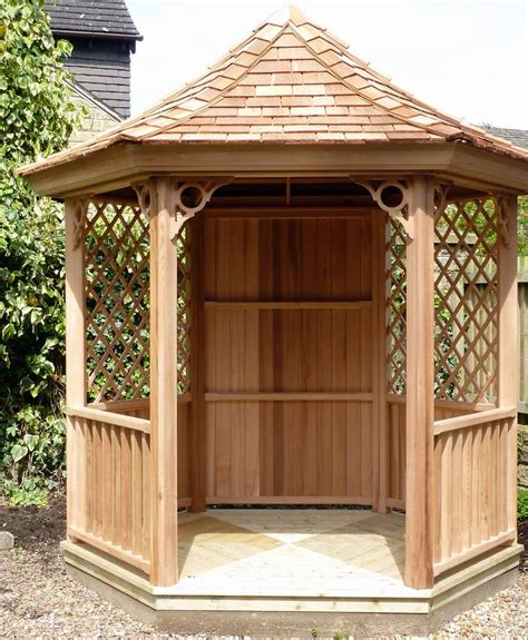 Backyard Sheds And Gazebos by Triyae Backyard Sheds Various Design