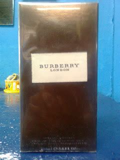 Harga My Burberry Perfume 100 authentic perfume original datang lagi sale
