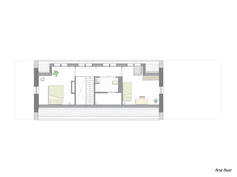 house with attic floor plan three story single family modern house design with