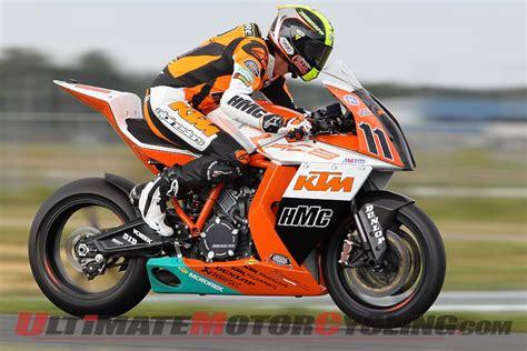 Ktm Superbike Rc8 Jersey Superbike Ktm Rc8 R Report