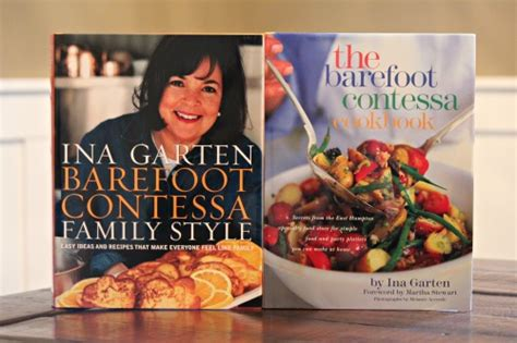 barefoot contessa cookbook recipe index giveaway enter to win 1 of 2 autographed barefoot