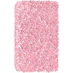 kinderzimmer teppich rosa shaggy raggy pink rug and nursery necessities in interior