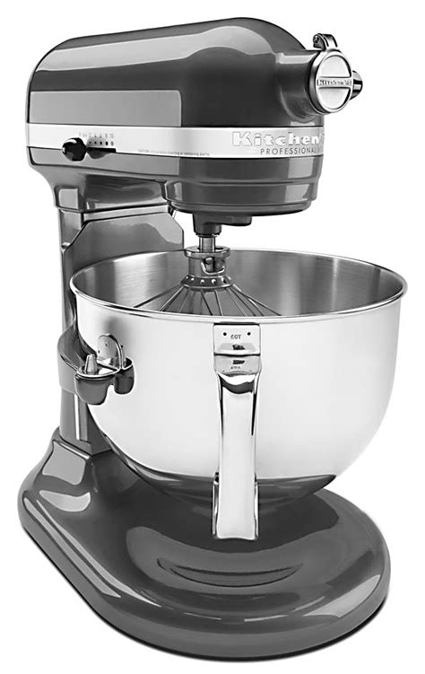 kitchenaid kp26mixpm professional 600 series 6 quart