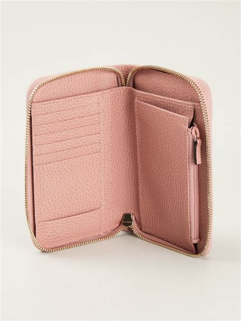 Card Holder Pink gucci card holder in pink lyst