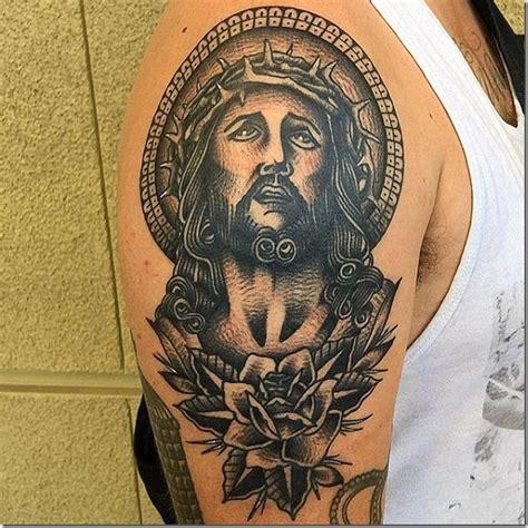 imagenes de tatuajes de jesus de nazaret tatuajes de jesucristo tatuajes247