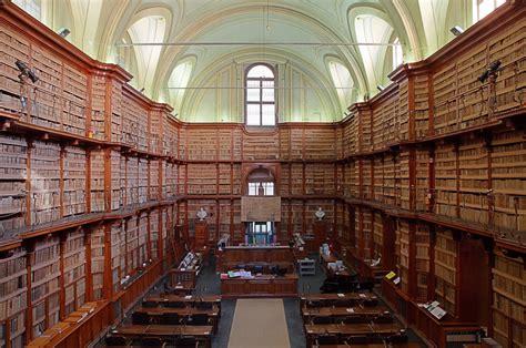 libreria s agostino roma restauro architettonico pola la biblioteca