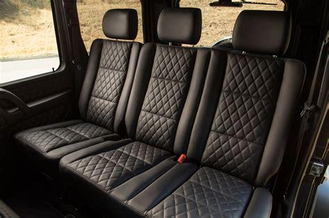 mercedes benz g class interior 2013 mercedes benz g63 amg first test motor trend