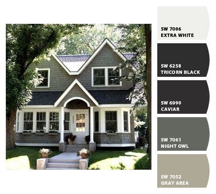 310 best images about sherwin williams colors on exterior paint colors gauntlet