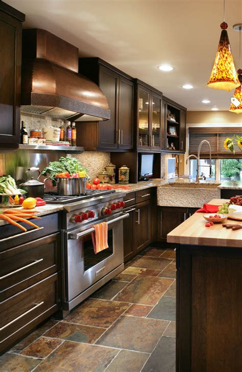 30 classy projects with dark kitchen cabinets home best color countertop for dark brown cabinets best dark