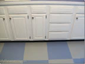How To Paint Vinyl Kitchen Cabinets How To Paint Oak Cabinets My Repurposed