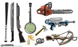 weapons vector pack by go media s arsenal