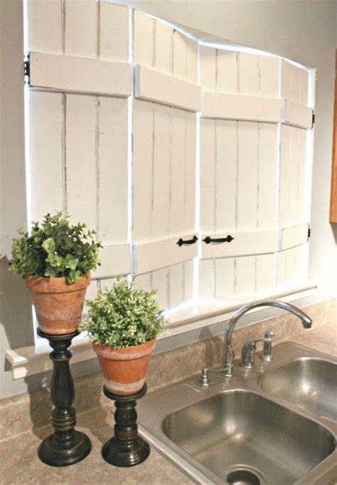 Kitchen Window Treatments Diy 17 Best Ideas About Window Treatments On Pinterest
