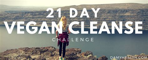 21 Day Detox Vegan by Damy Health Transformation Experts