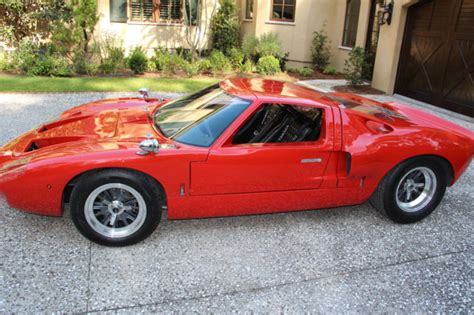 Ford Gt Kit Car by 1965 Ford Gt40 Replica Kit Car By Race Car Replicas For
